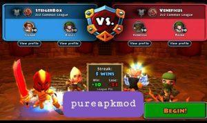 Dungeon Quest Mod ApkDungeon Quest Mod Apk