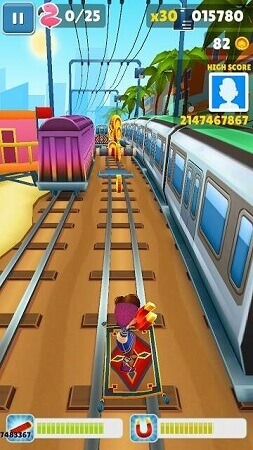 Subway-Surfers hack APK