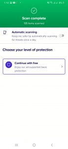 Avast Mobile Security Pro APK Premium Android 1