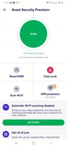 Avast Mobile Security Pro APK Premium Android 2