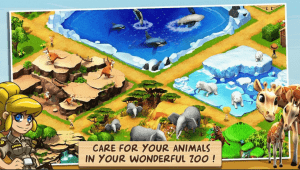 Wonder ZOO MOD APK Ver 2.1 – Unlimited Money, Gold & Gems 2