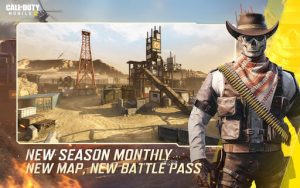 Call of Duty Mobile Mod APK Unlimited Money v 1.0.19 + OBB 1