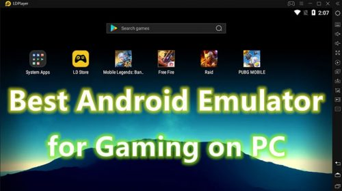 Best Emulators To Play Free Games On PC And Mobile